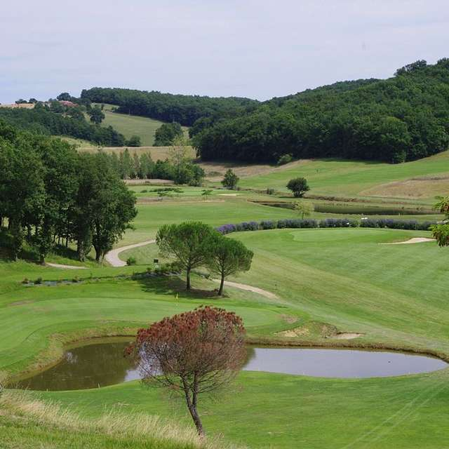 GOLF DU CHATEAU DE PALLANNE
