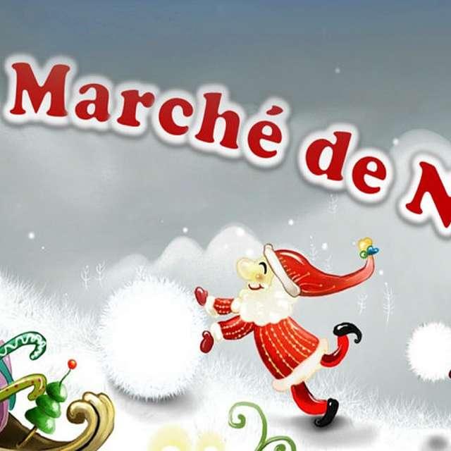 MARCHÉ DE NOËL À MARCIAC