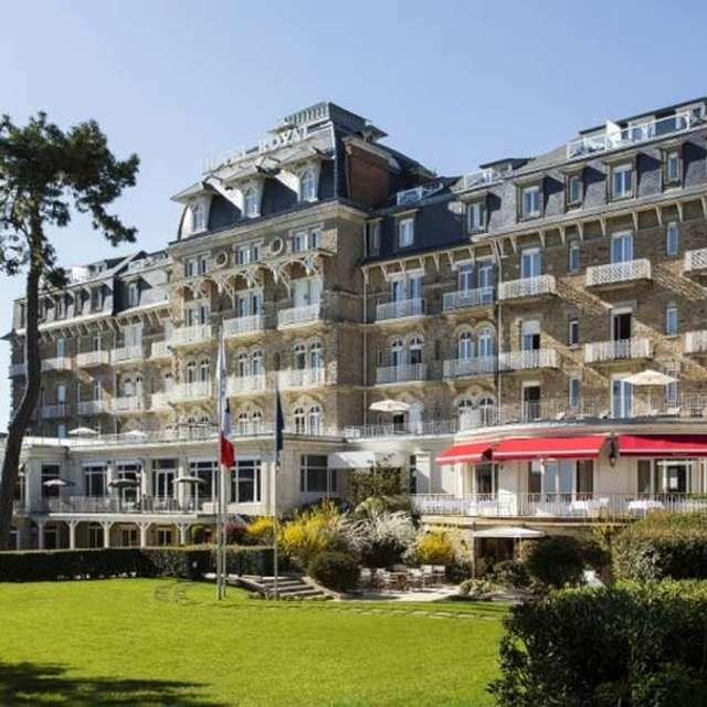 Thalasso La Baule « Le Royal » – Hôtel ***** & Spa
