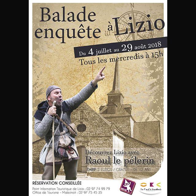 Balade enquête - L'histoire de Raoul le Pélerin