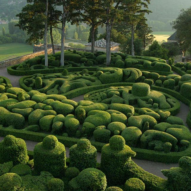 Jardins de Marqueyssac - Belvédère de la Dordogne