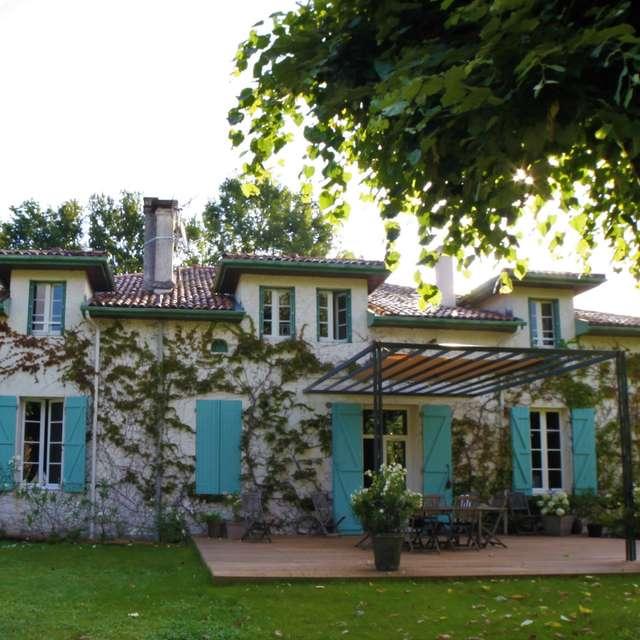 Bel Air Maison d'Hôtes des Landes - Le Barrat