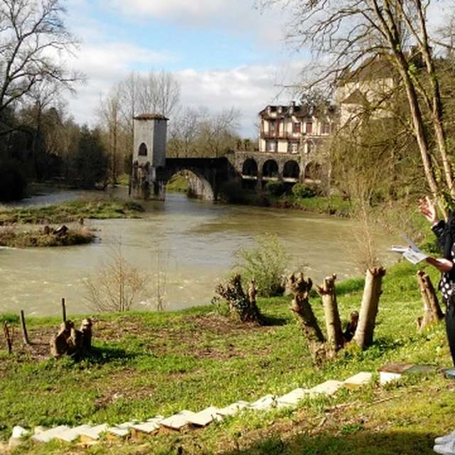 Excursion : Balade curieuse à Sauveterre-de-Béarn
