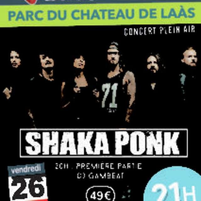 Festival des Transhumances Musicales avec Shaka Ponk