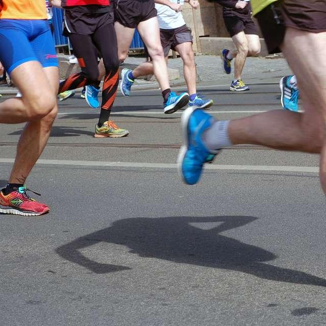 Marche Course VTT
