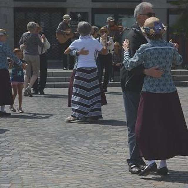 Thé dansant à l'OCTAV