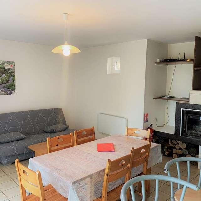 Location Gîtes de France - LE BOURG D'HEM - 5 personnes - Réf : 23G624