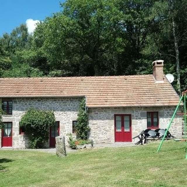 Location Gîtes de France - TOULX SAINTE CROIX - 6 personnes - Réf : 23G1120