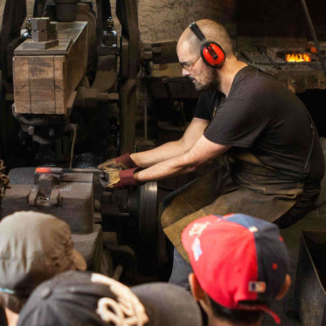 Visites guidées du Musée Forges et Moulins à Pinsot