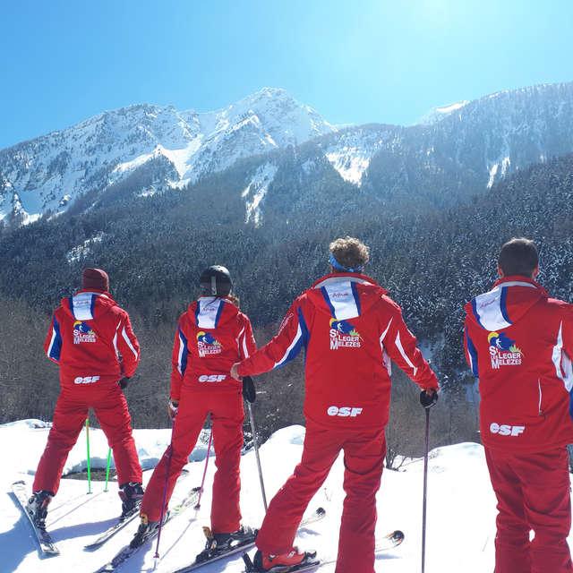 Ecole du Ski Français de Saint-Léger-les-Mélèzes
