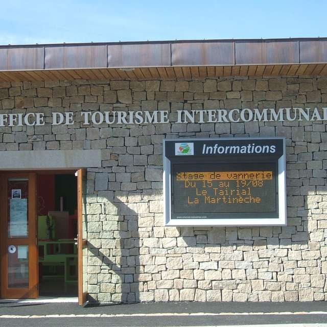 Office de Tourisme Creuse Sud Ouest - Bureau de Bourganeuf