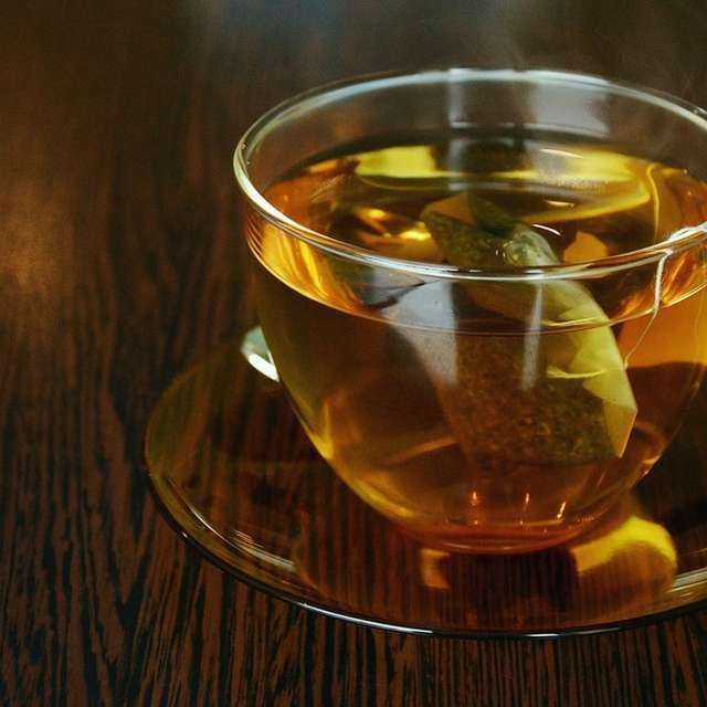 Salon de thé anglais