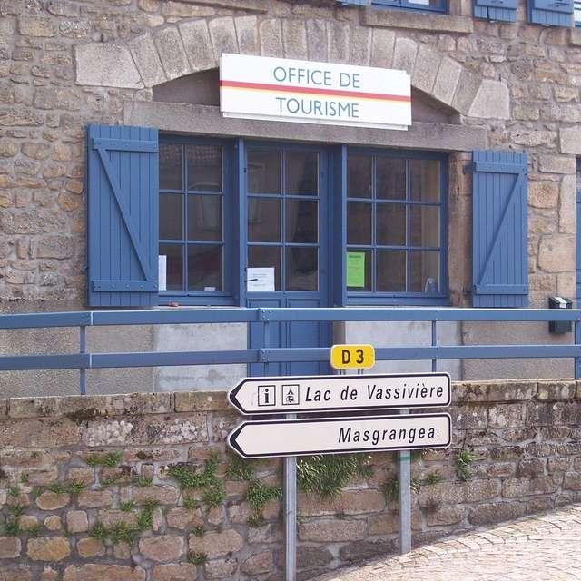 Bureau d'Information Touristique du Lac de Vassivière à Royère de Vassivière