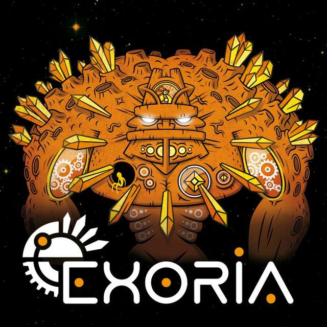 EXORIA · DUB TO TRANCE & ACID TECHNO