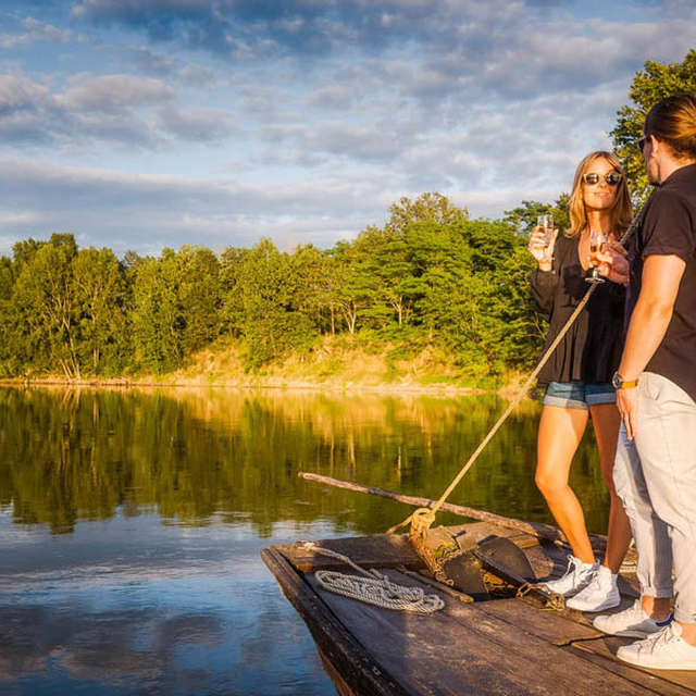Millière Raboton - Découverte de la Loire en bateau traditionnel