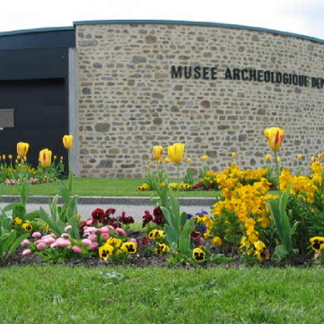 MUSEE ARCHEOLOGIQUE DEPARTEMENTAL DE JUBLAINS