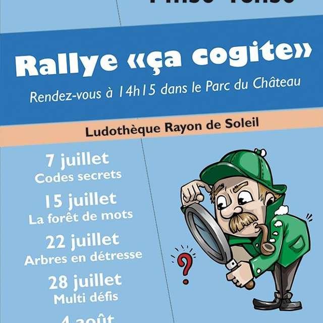 [ANIMATION CONFIRMEE] | Rallye