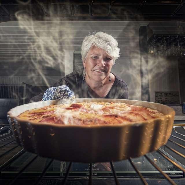 Cours de cuisine spécial Fête des grands-mères | Heart Cake des petits