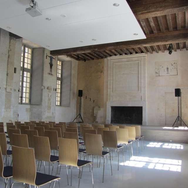 L'Auditorium de l'abbaye de Saint-Pierre-sur-Dives