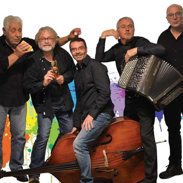 Concert Couleurs Swing à La Loco
