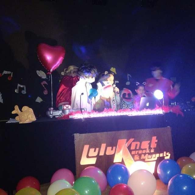 LuluKnet & ses Muppets, Petites scènes gourmandes pour toute la famille. A partir de 2 ans.