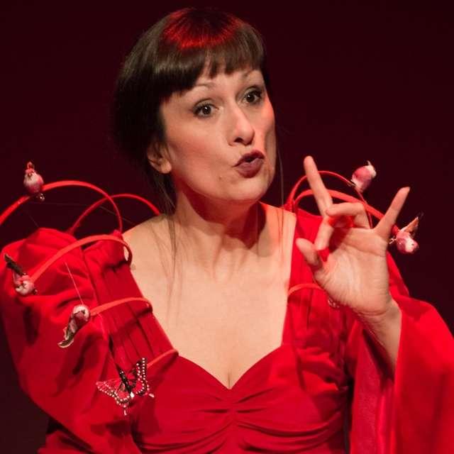 Petit Opéra Bouche, poésie sonore à partir de 2 ans.
