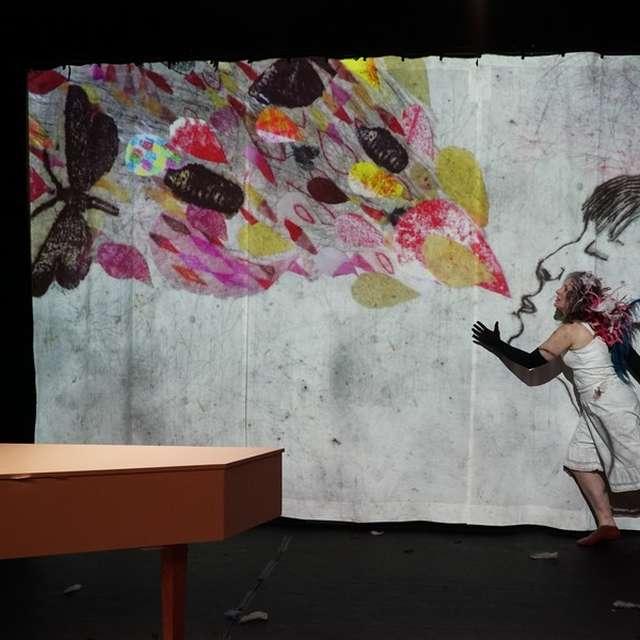 Sauvages, à partir de 2 ans Théâtre lyrique et musical, et arts numériques.