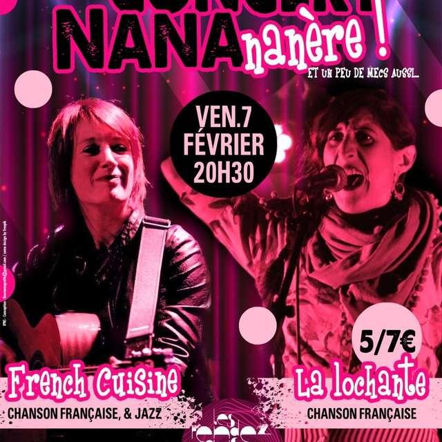 CONCERT NANAnanère...