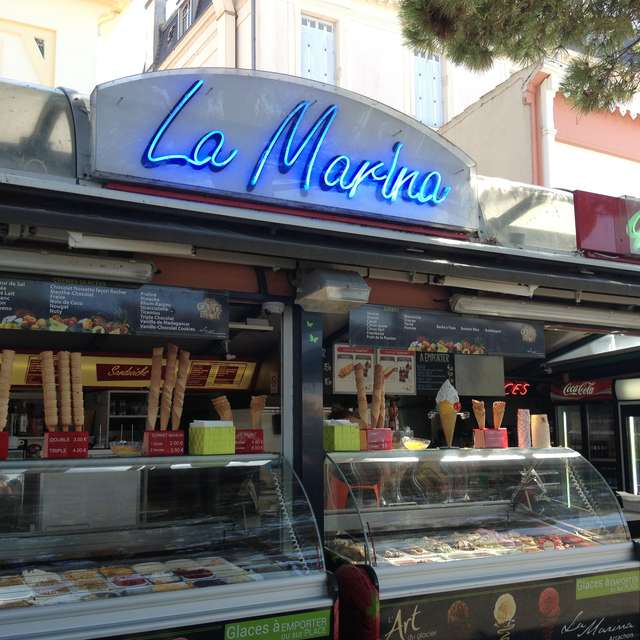 Brasserie La Marina