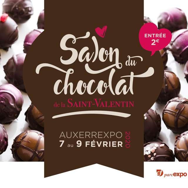 Salon du Chocolat de la Saint Valentin