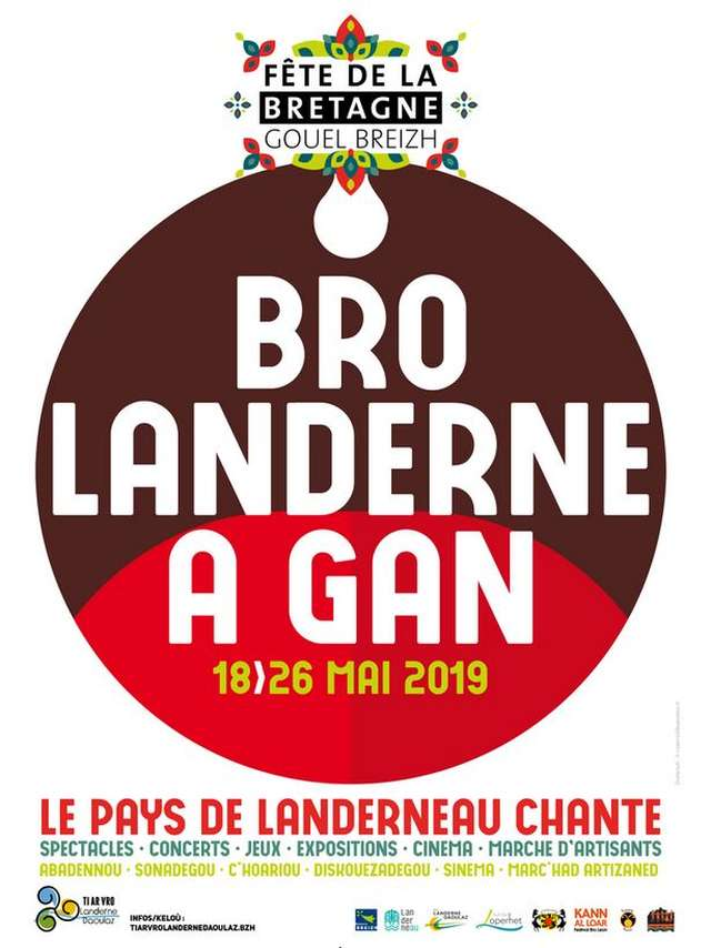 Fête de la Bretagne : Bro Landerne a gan