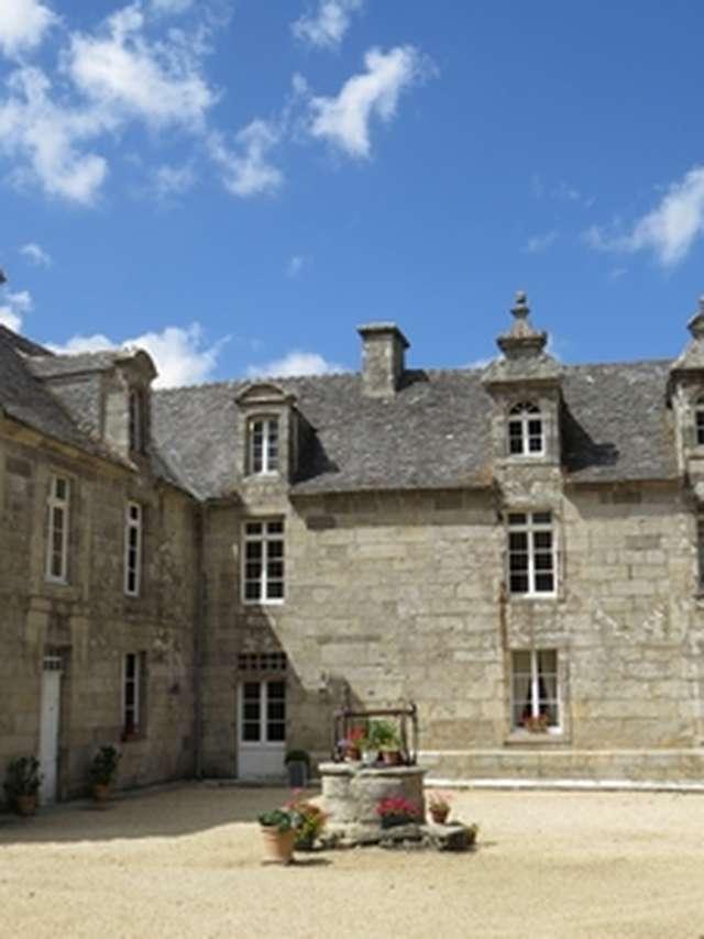 Chasse au dragon au Château de Kermenguy