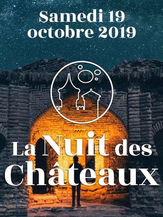 La Nuit des Châteaux à Lesquiffiou