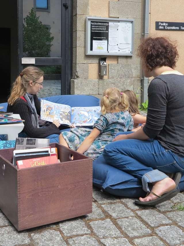 Les Petits Lecteurs au Musée