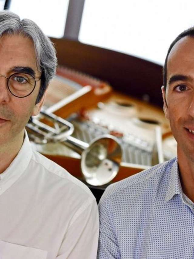 Jeudi's Jazz - Sylvain Gontard, Dominique Fillon Duo Sy/Do