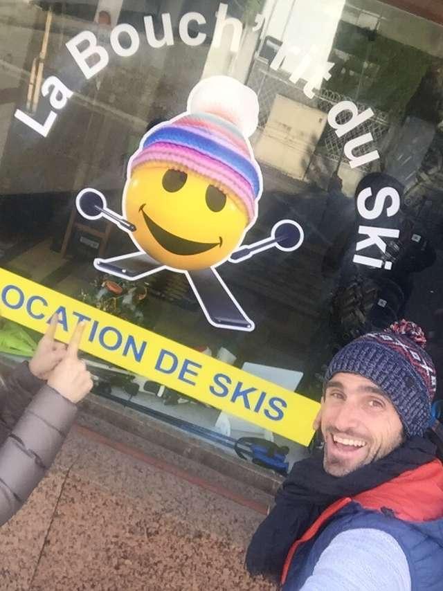 La Bouch'rit du Ski