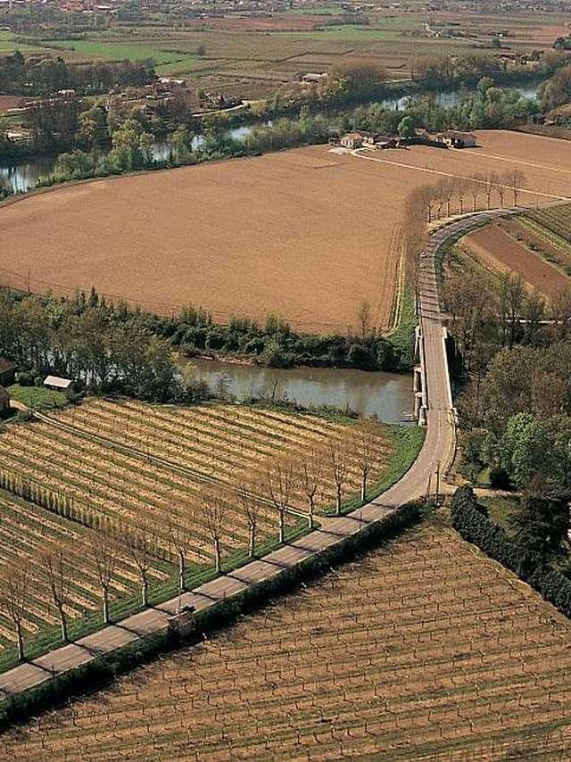 Circuit découverte Vélo à Lafrancaise