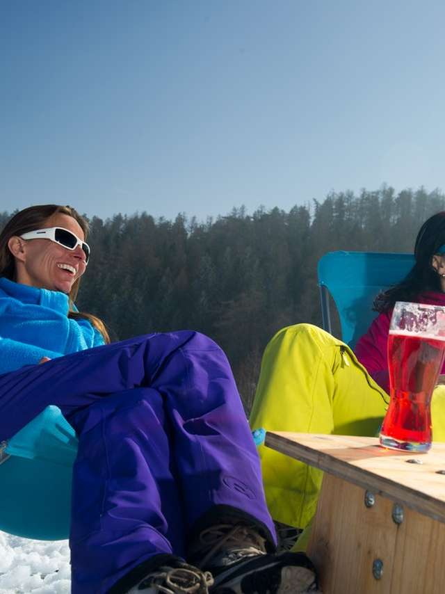 Ski, spa & détente