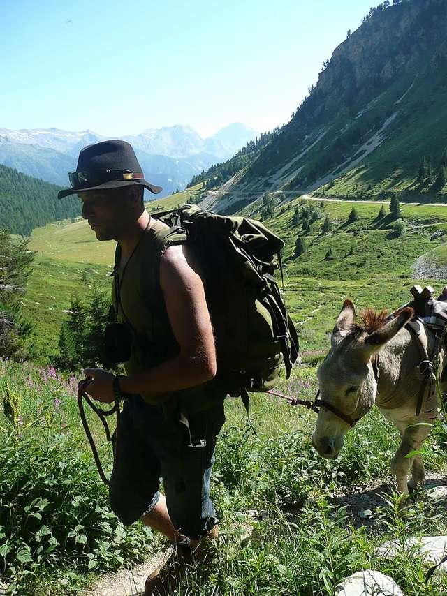 Rando-rencontre au pas de l'âne