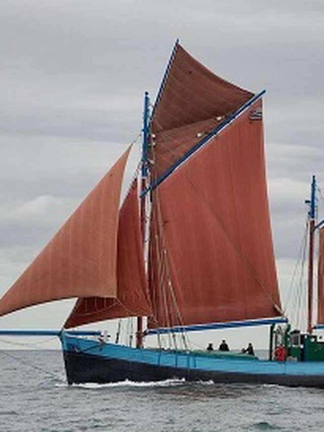 Notre Dame de Rumengol : Sortie demi-journée en rade de Brest
