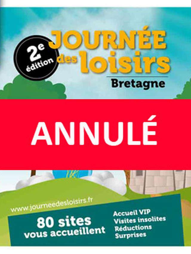 ANNULÉ - Journée des Loisirs en Côtes d'Armor