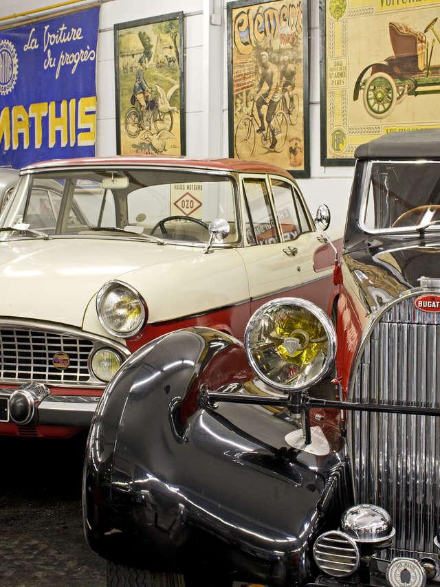 Musée de l'Automobile de Valençay
