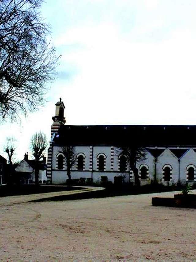 Visite du Pays d'Art et d'Histoire - Eglise St Pierre et St Paul de Gièvres