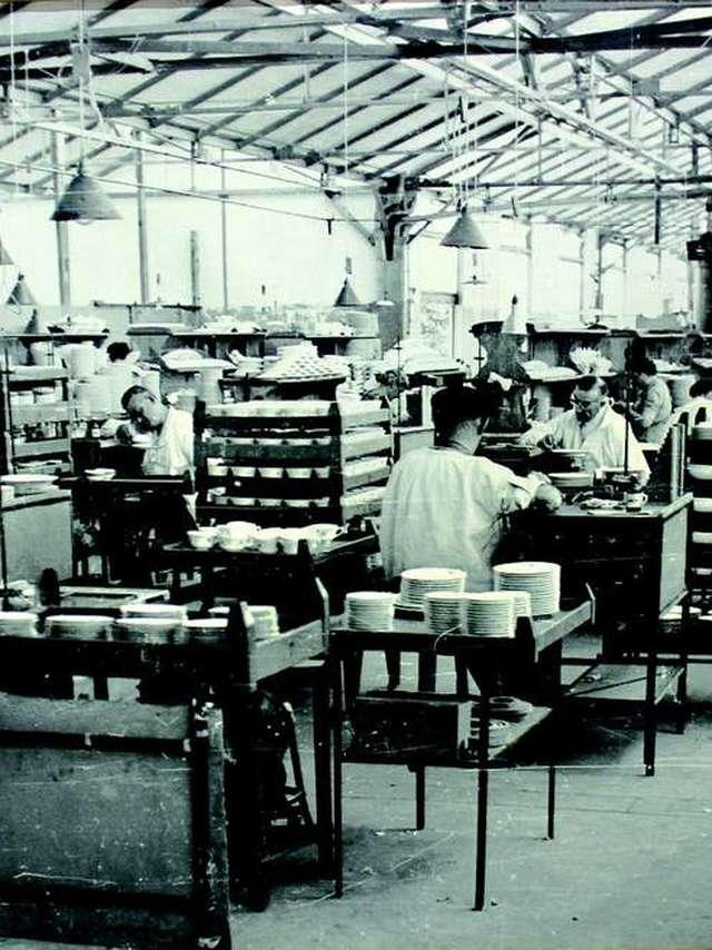 Visite du Pays d'Art et d'Histoire - L'ancienne porcelainerie de Châtres sur Cher