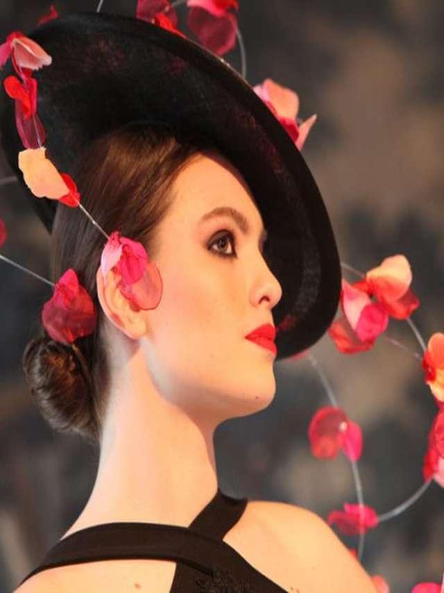Festival du chapeau au château de Cheverny