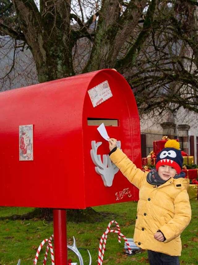 Un Noël Géant à Cheverny