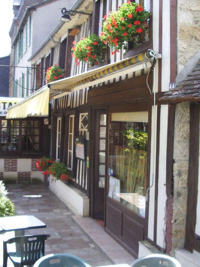 Auberge du Cheval Blanc - Crêvecoeur-en-Auge
