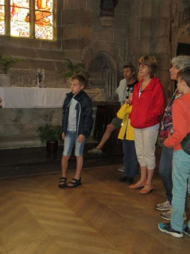 Léguer en fête - Visite guidée de Notre-Dame de Bonne Nouvelle