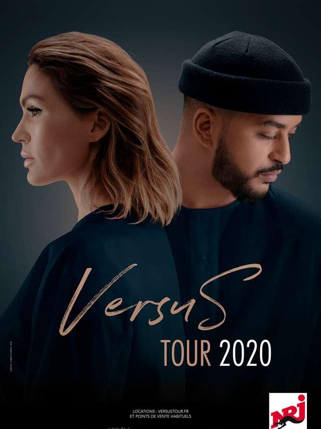Arcachon en Scène : VITAA & SLIMANE - VersuS Tour - ANNULE
