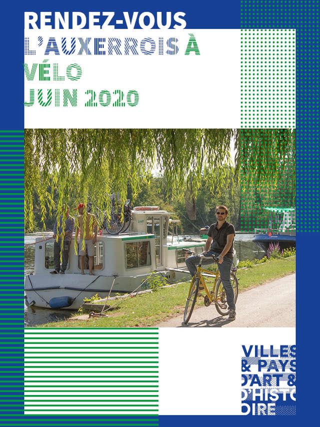Visite guidée l'Auxerrois à vélo - Les paysages de l'Auxerrois